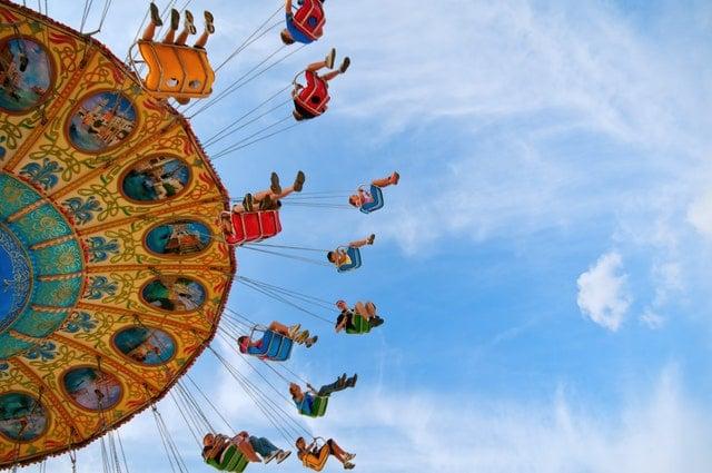 Carnival Ride Injury