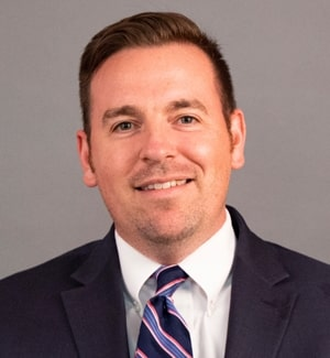 Josh Hodges, one of our top Personal Injury attorneys in Hamilton